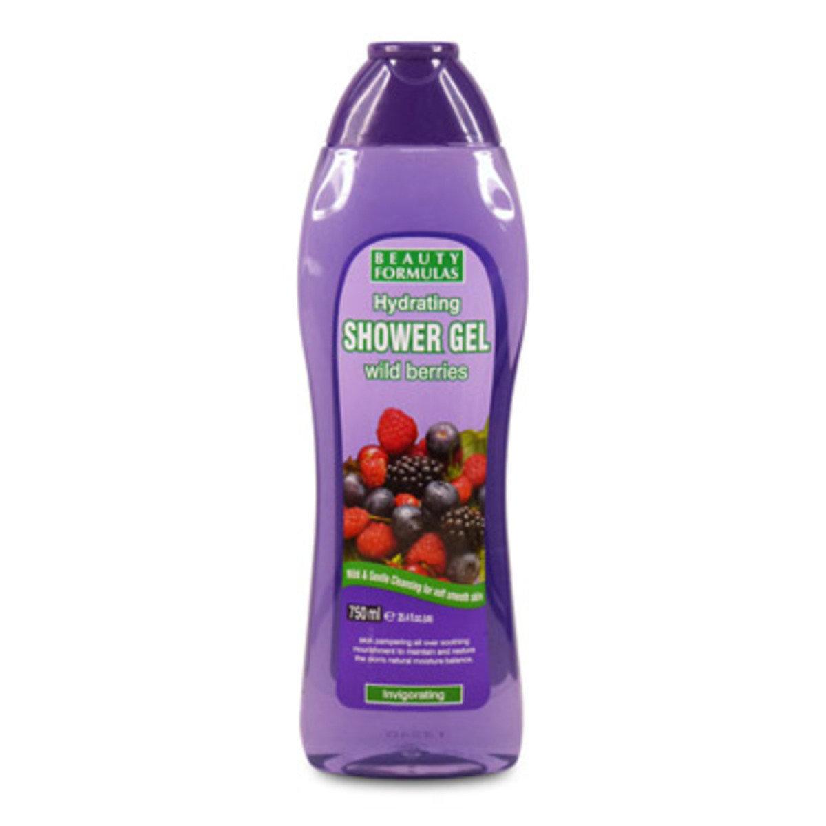 野莓保濕沐浴露
