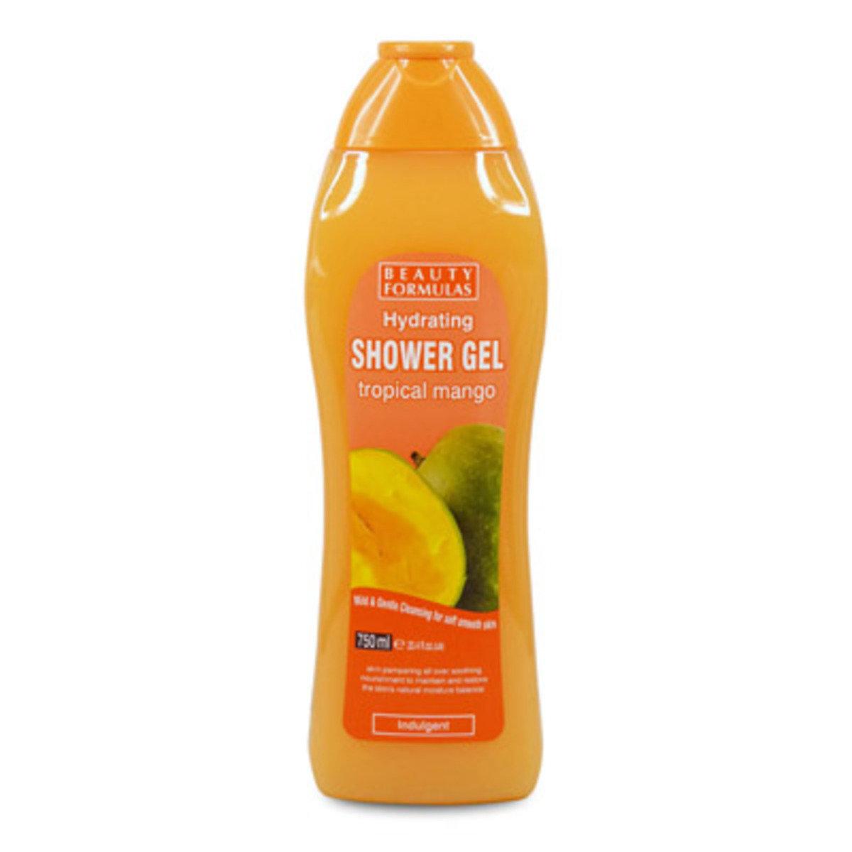 熱情芒果保濕沐浴露