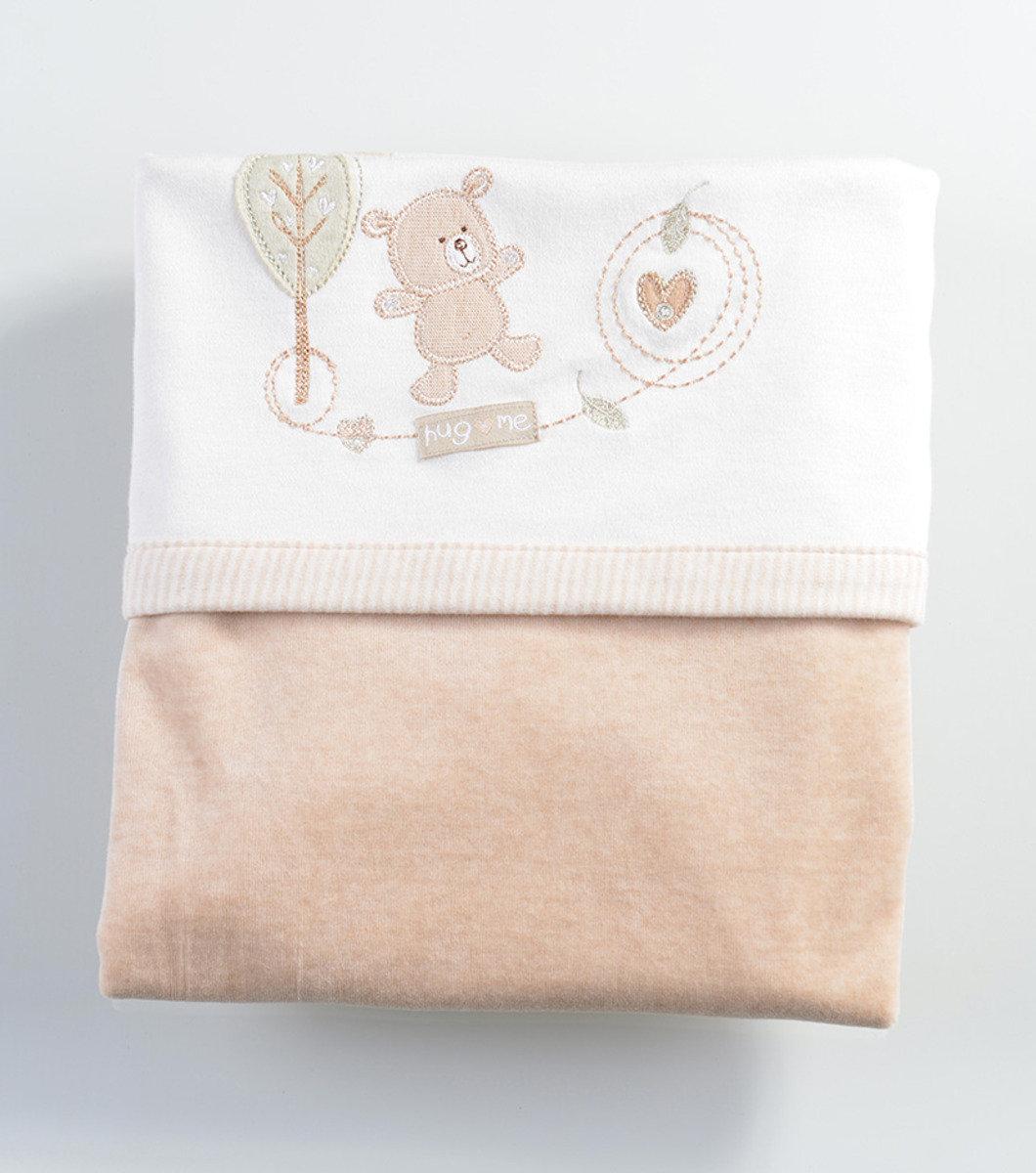 棉絨雙面毛毯 (75x100)cm