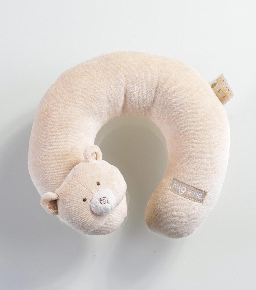 棉絨初生嬰兒頸枕