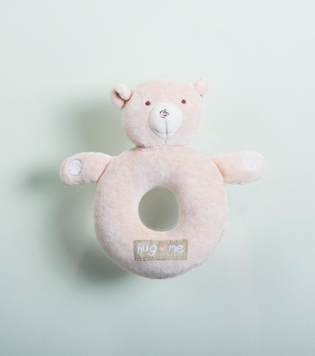 抱抱熊搖把