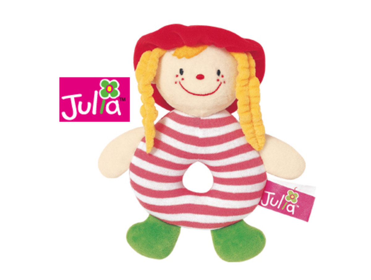 KA10178-Soft Rattle - Julia