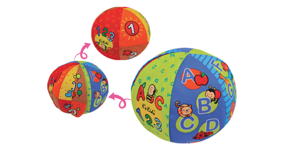 KA10621-2 in 1 Talking Ball