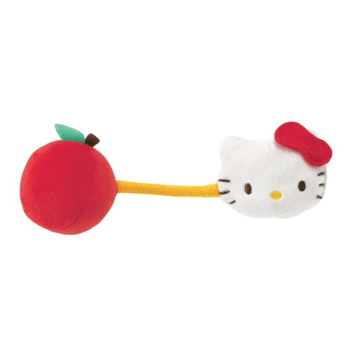 C16083-Hello Kitty蘋果鈴玩具