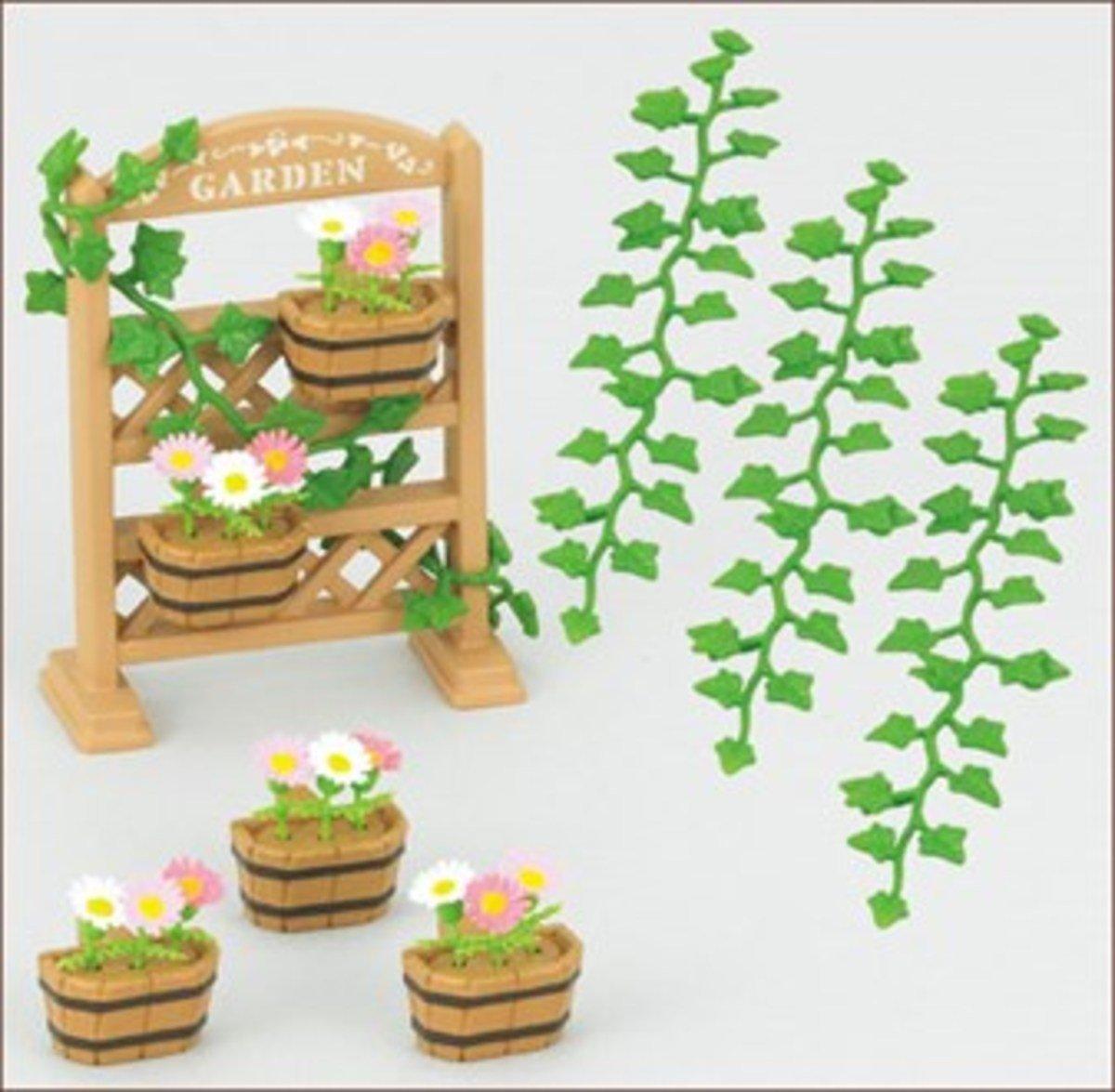 26030-森林家族花與常春藤套裝