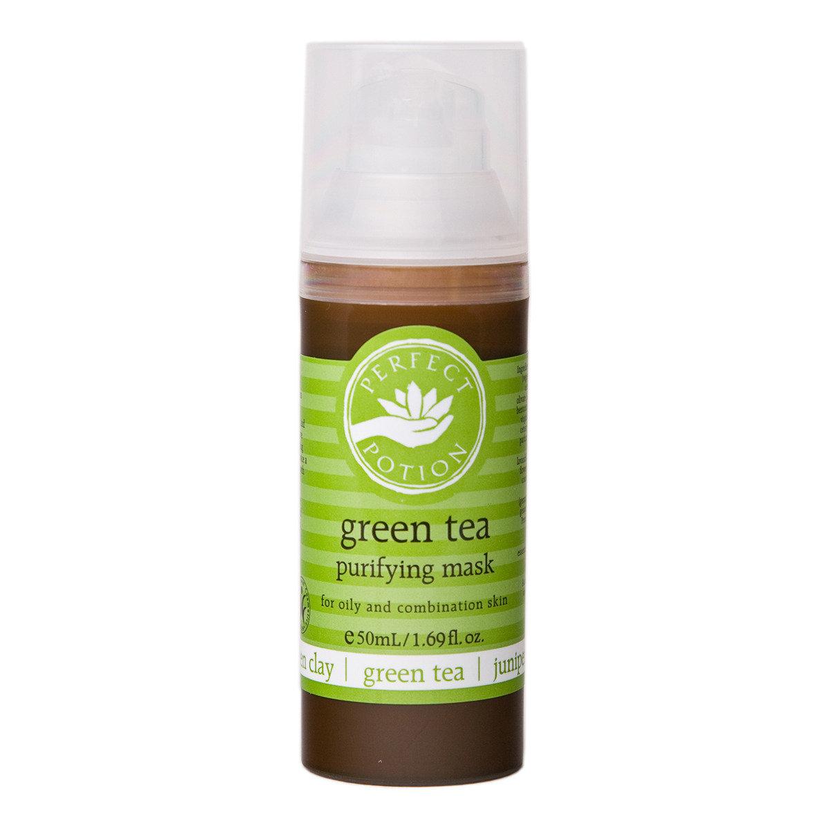 綠茶抗氧化淨肌面膜 50ml