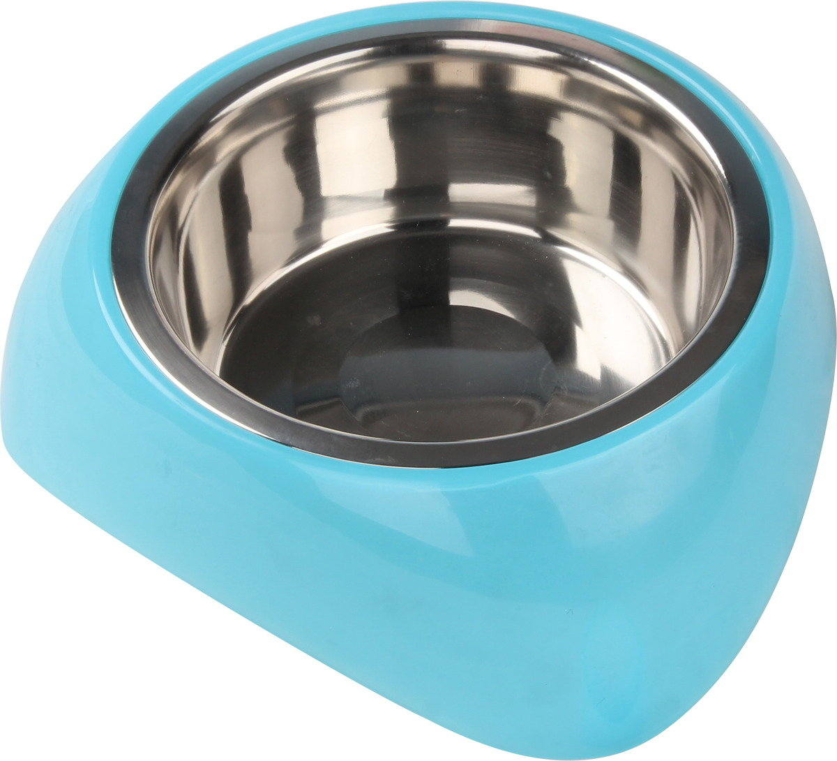 Stainless Steel Bowl (blue)