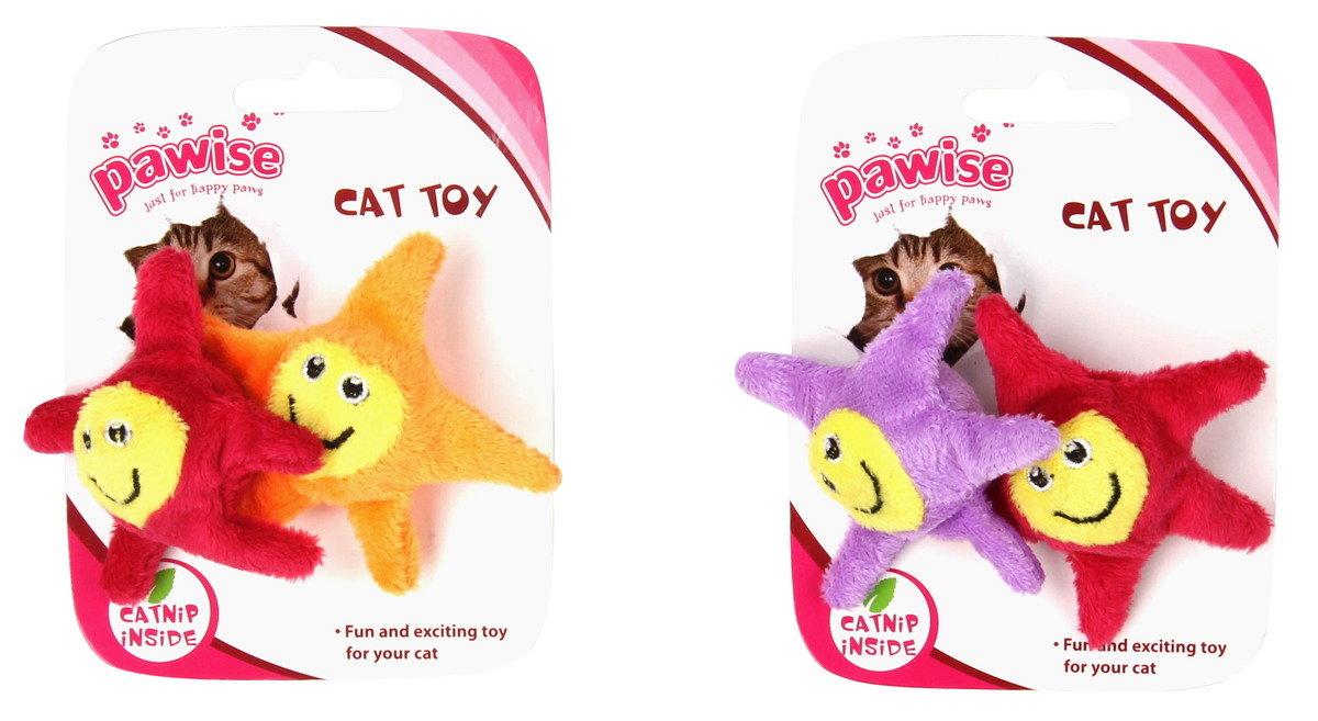 貓玩具 - 星星 (2件)
