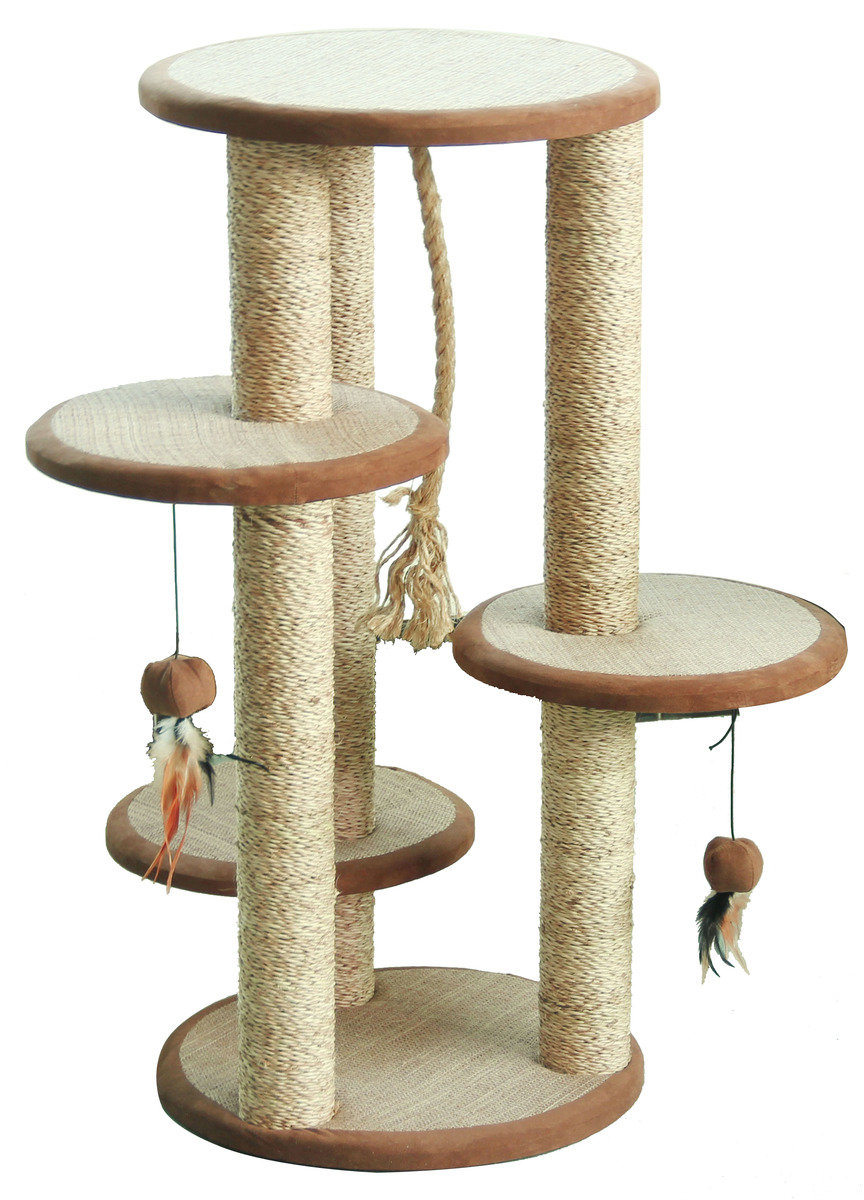 貓傢俱 - 圓形跳板
