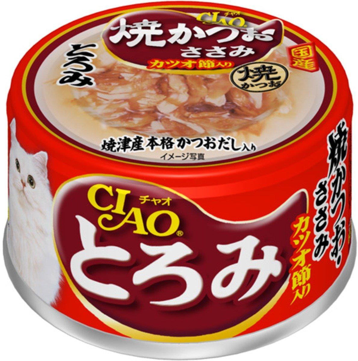 濃湯 燒鰹魚 雞肉 + 鰹魚節