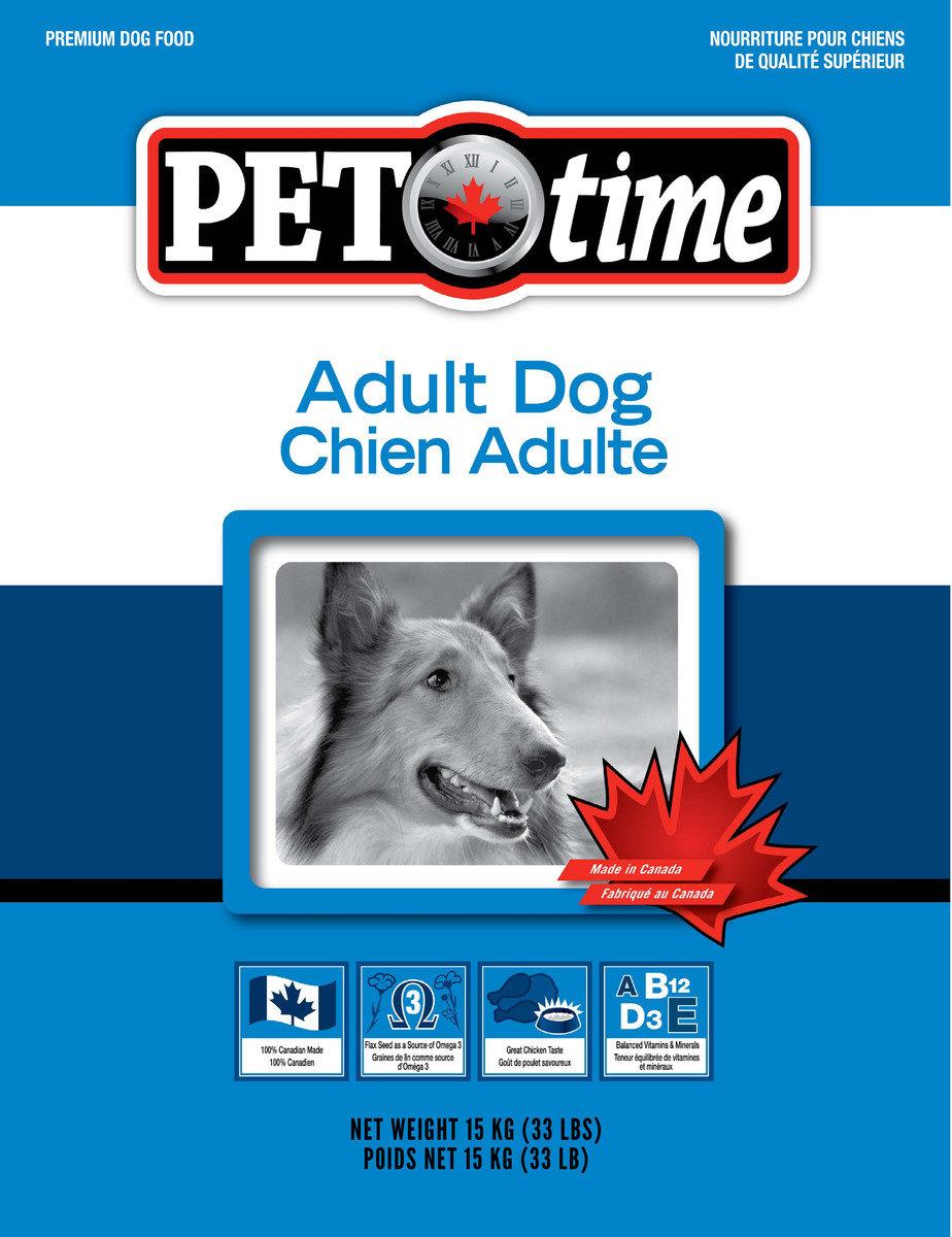 Pet Time 成犬雞肉 15kg