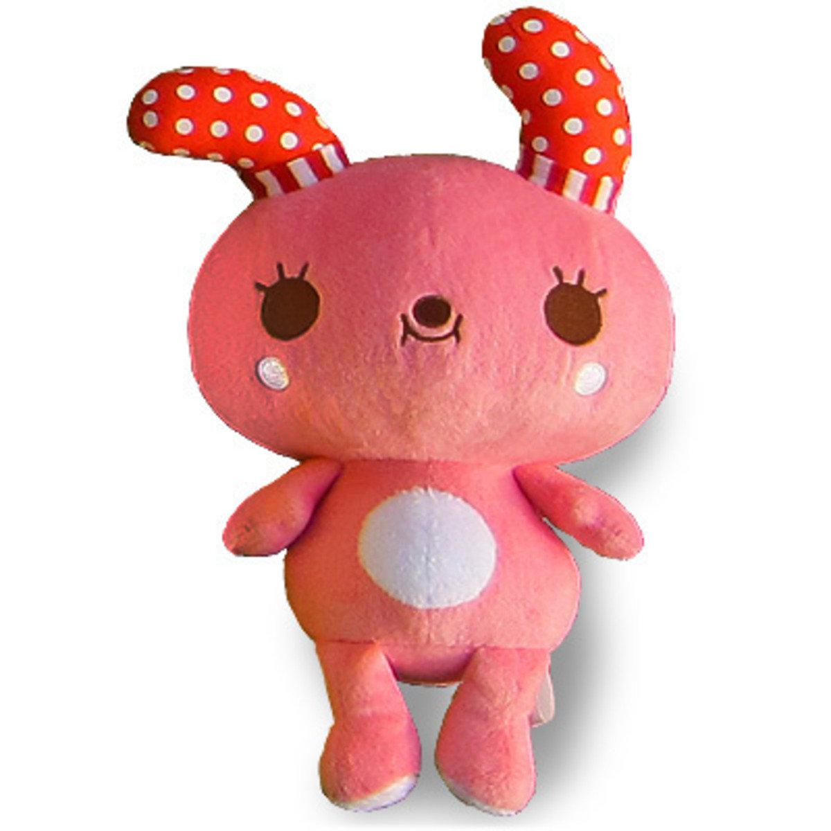 小襪兔-萌版娃娃