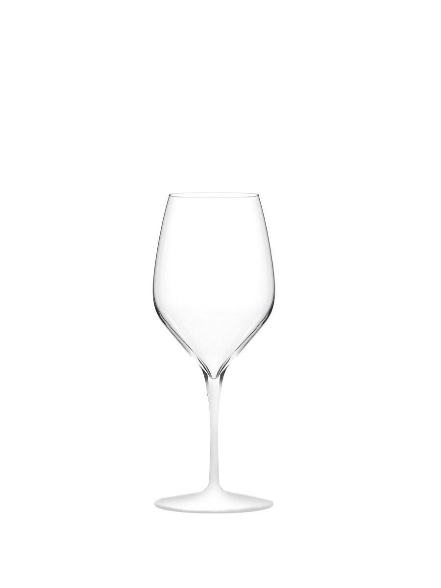 Vertical Medium Colorpro 炫彩系列酒杯, 白色