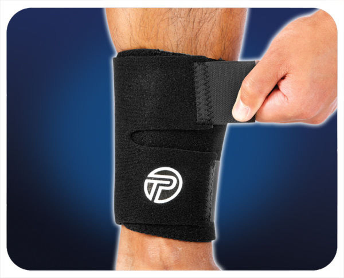 Shin Splints Compression Wrap-3500