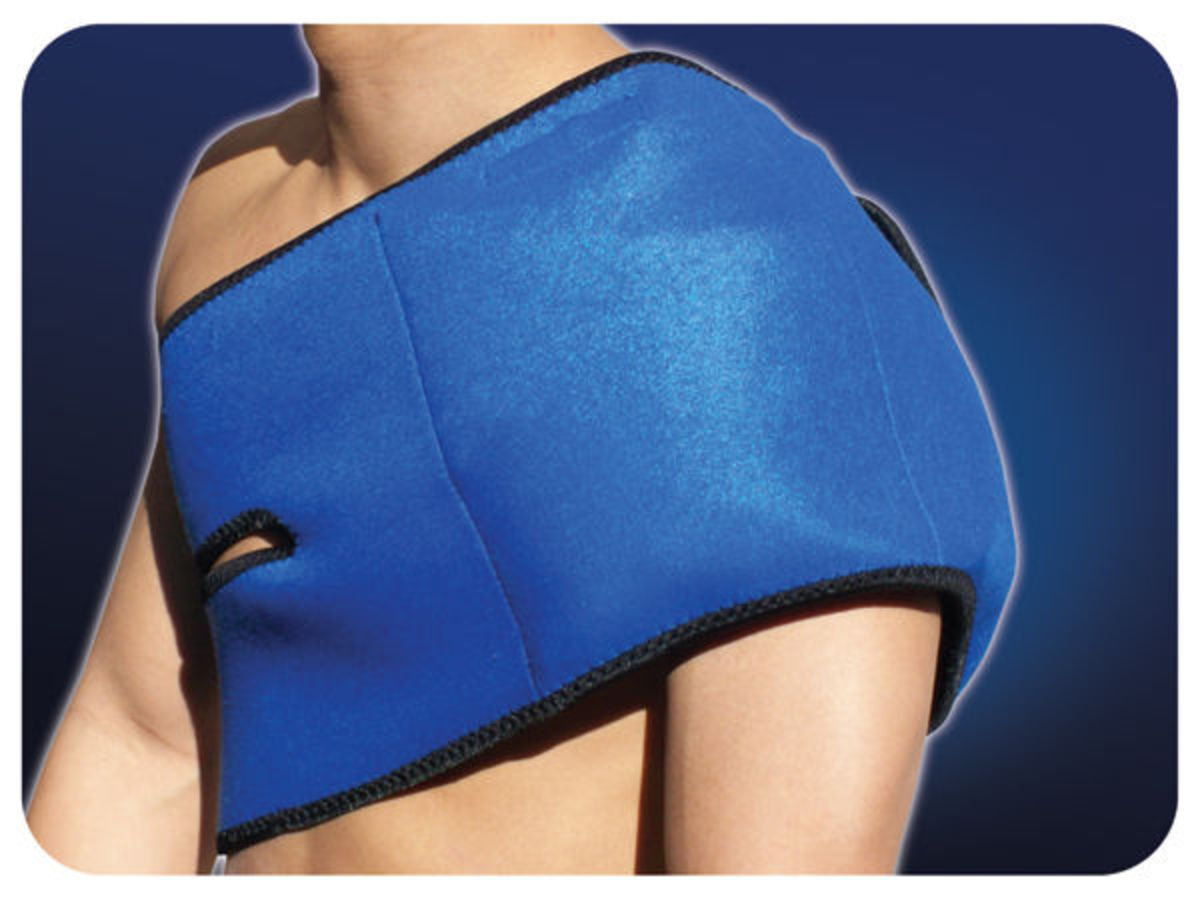 Hot/Cold Therapy Wrap-XL-PTGEL-XL