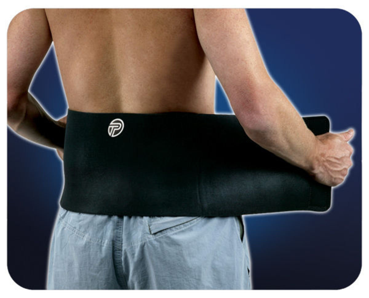 Back Wrap(Lower Back Support)-5100F