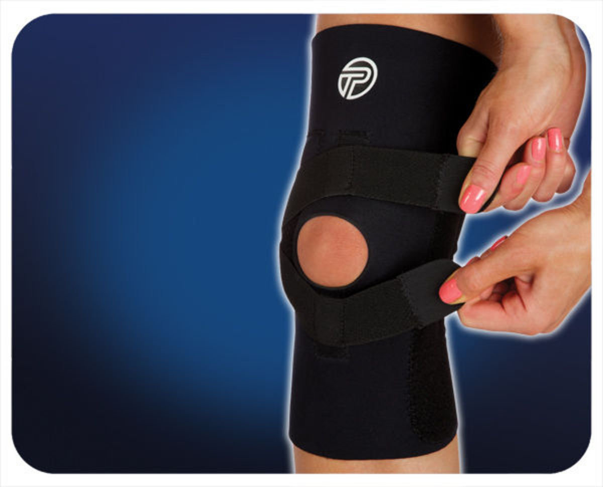 J-Lat Subluxation Support-M (Right)-8001F-R