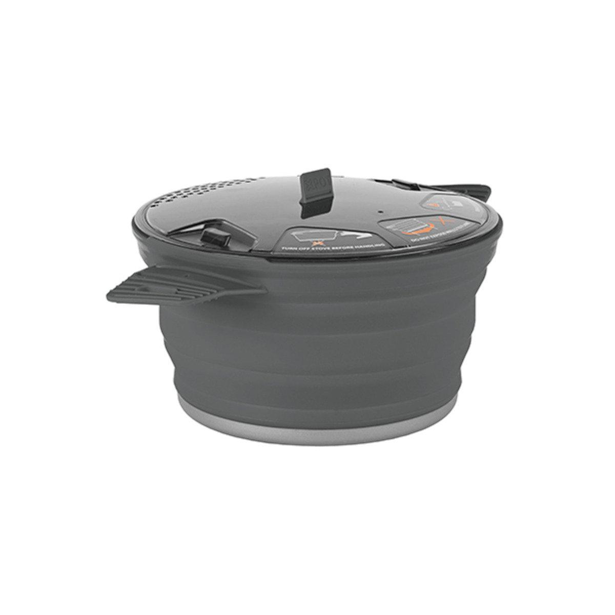 X-Pot 2.8L-Grey-AXPOT2.8GY