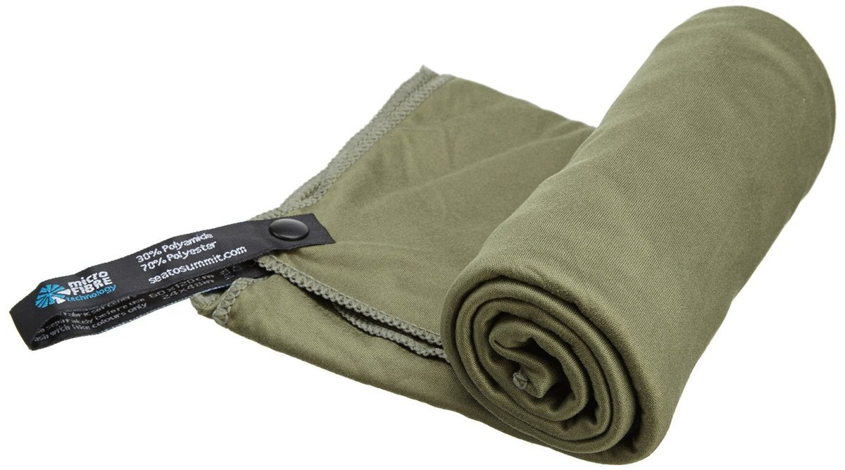 Pocket Towel-E.Green-Regular