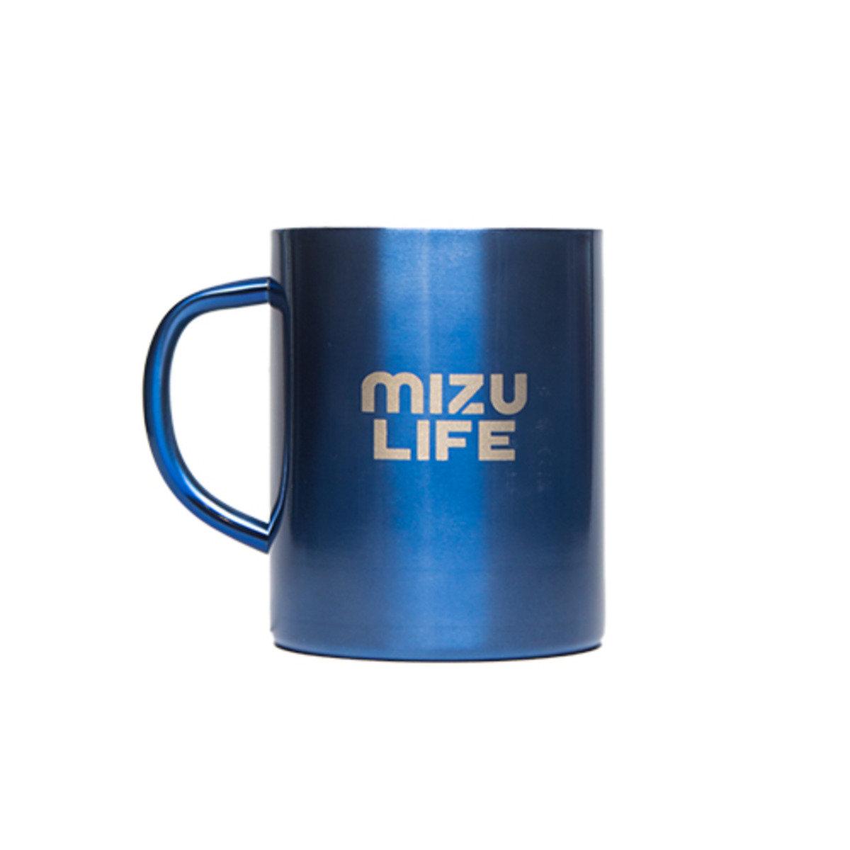 Camp Cup-Mizu Life Blue 不銹鋼水杯