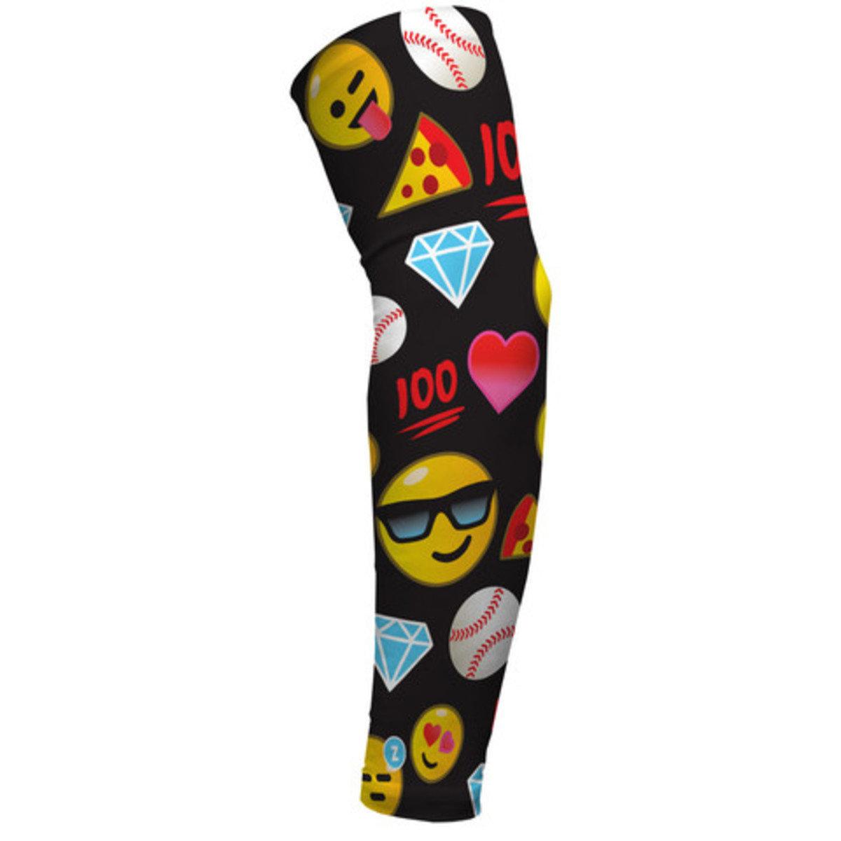 Emoji Icons Arm Sleeves-SL-EMOJ