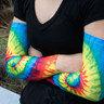 Tie Dye Arm Sleeves-SL-TD