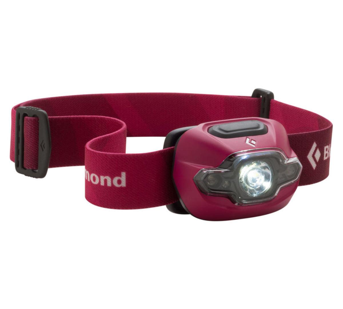 Cosmo Headlamp - 具備多項功能的頭燈