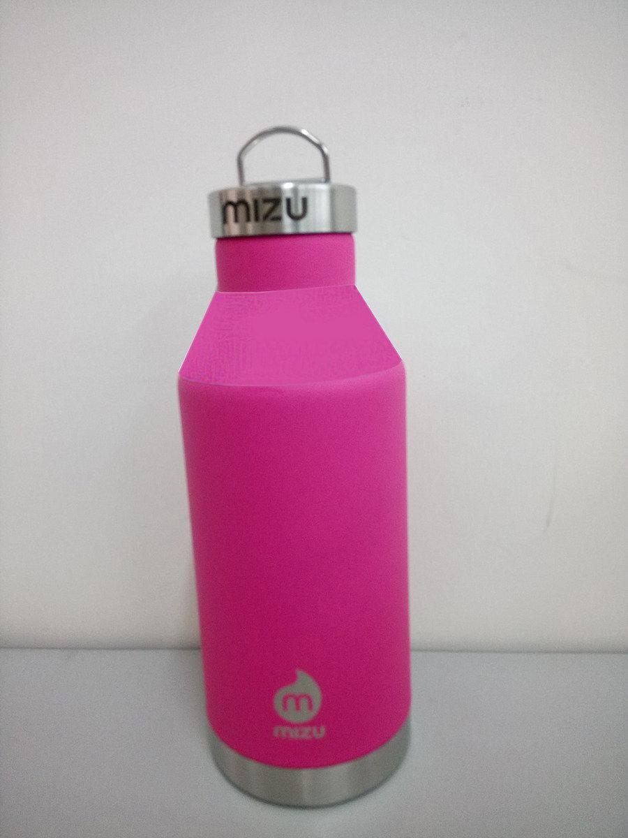 V6-ST Pink LE-w/SST Cap 真空不銹鋼水樽