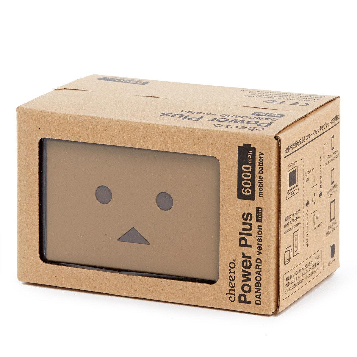 紙箱人二代 外置電池 (6000mAh)