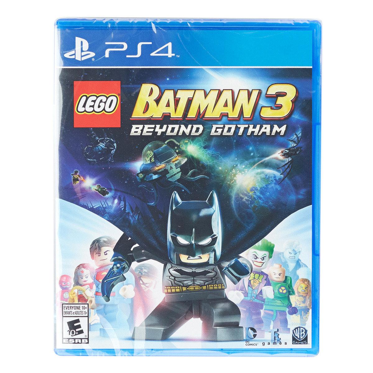 樂高蝙蝠俠3:飛越高譚市 (美版)