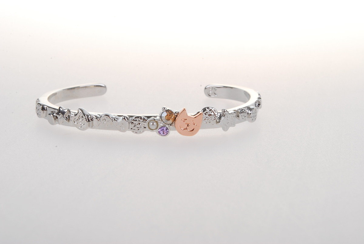 Bracelet - Crystal Cat