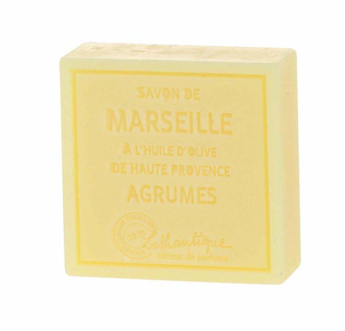 法國馬賽肥皂 - 檸檬柑橘