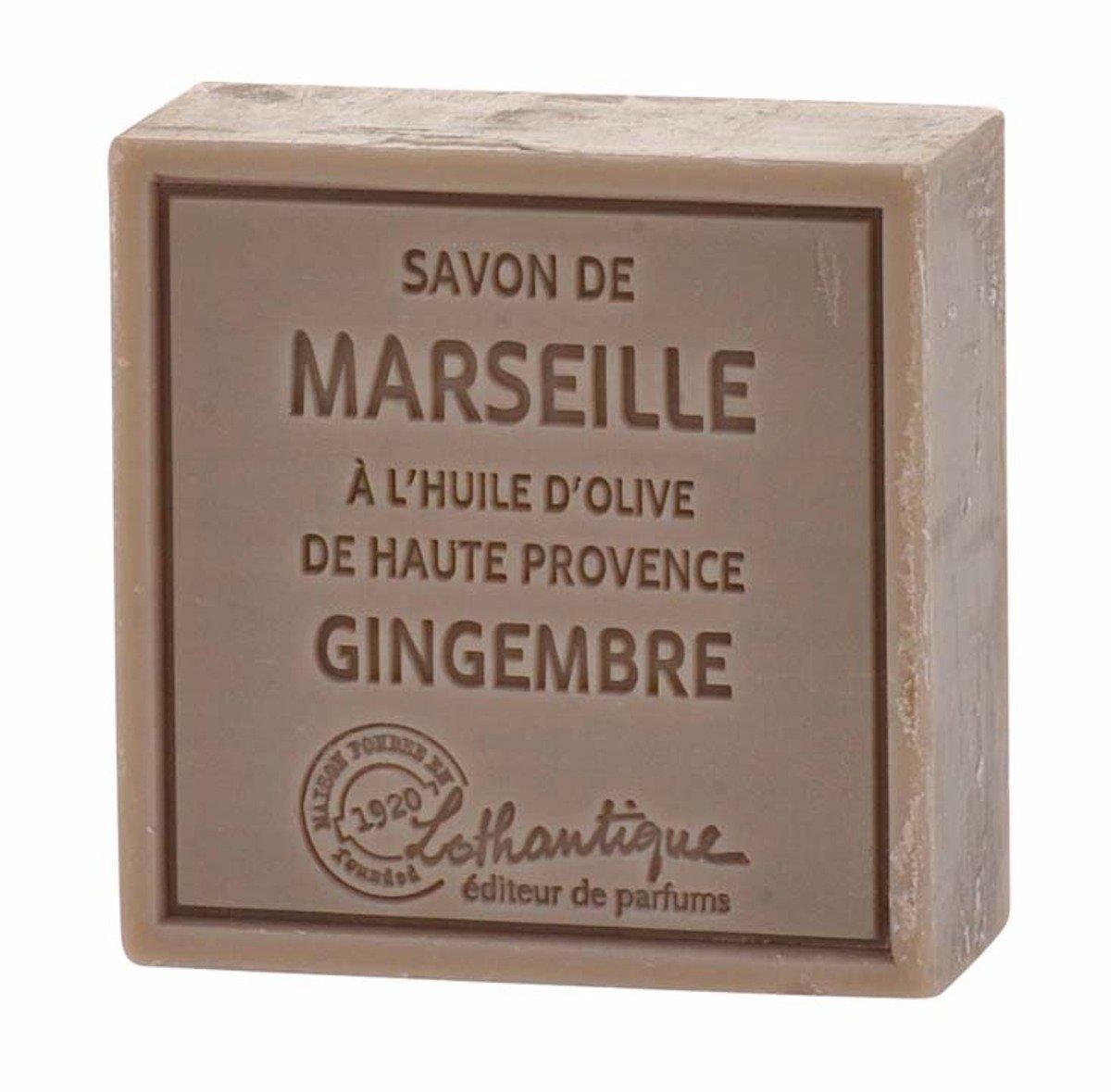 法國馬賽肥皂 - 薑