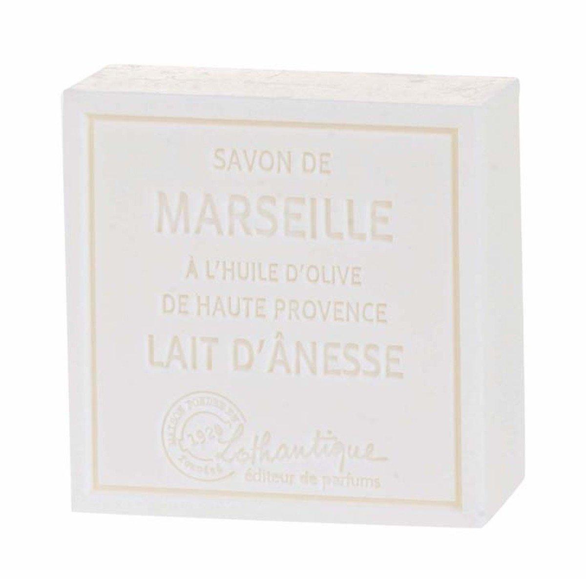 法國馬賽肥皂 - 驢乳