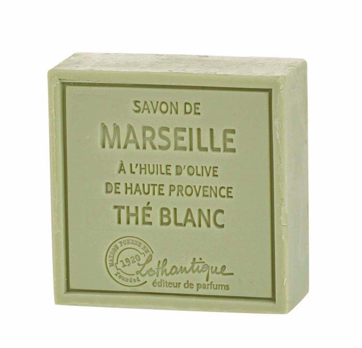 法國馬賽肥皂 -白茶