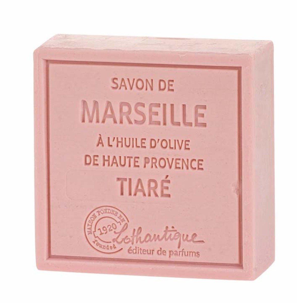 法國馬賽肥皂 -提亞蕾花