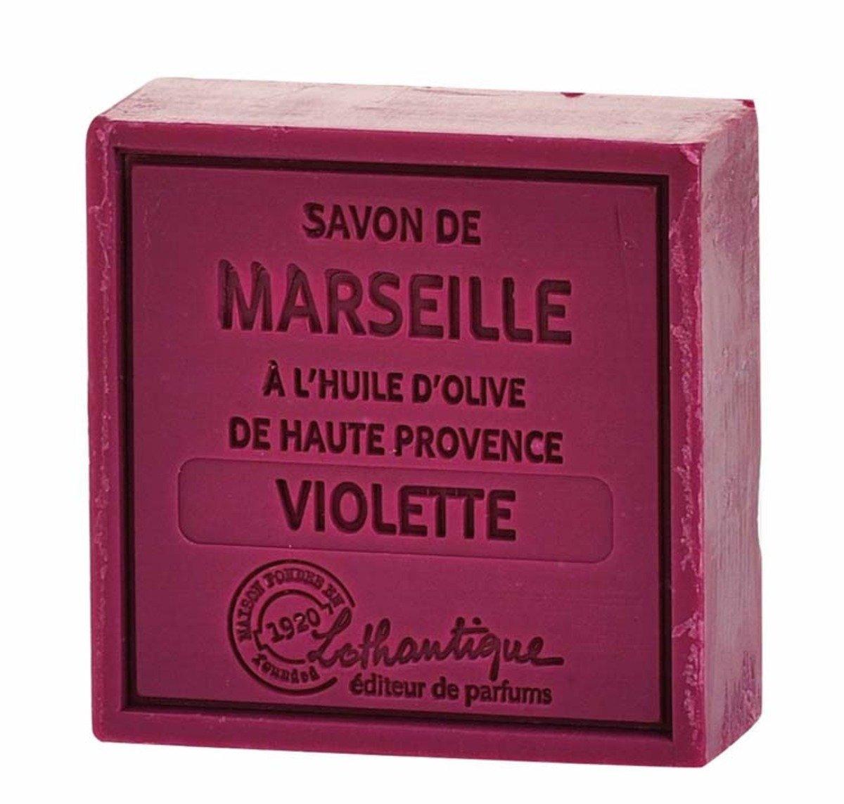 法國馬賽肥皂 -紫羅蘭
