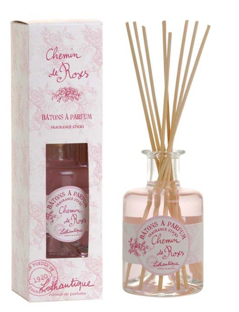 法國蘿朵蒂克室內香薰連香薰枝- 玫瑰  200ml