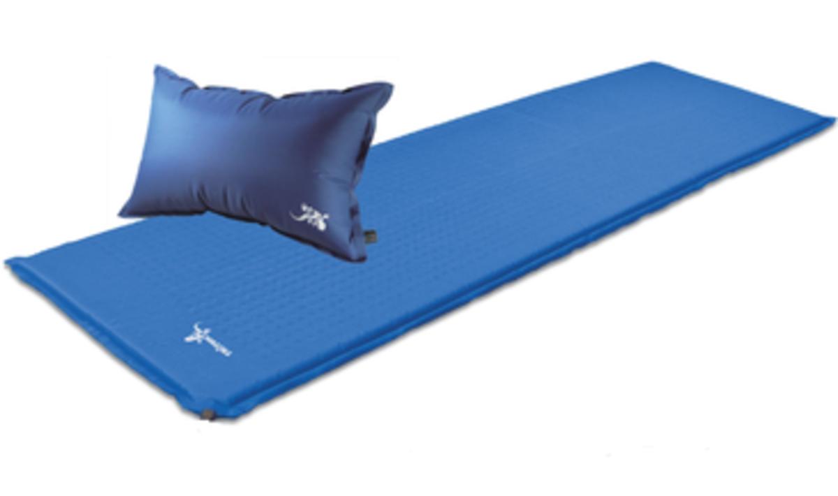 枕頭 & 自動充氣地蓆套裝4 Season Pillow