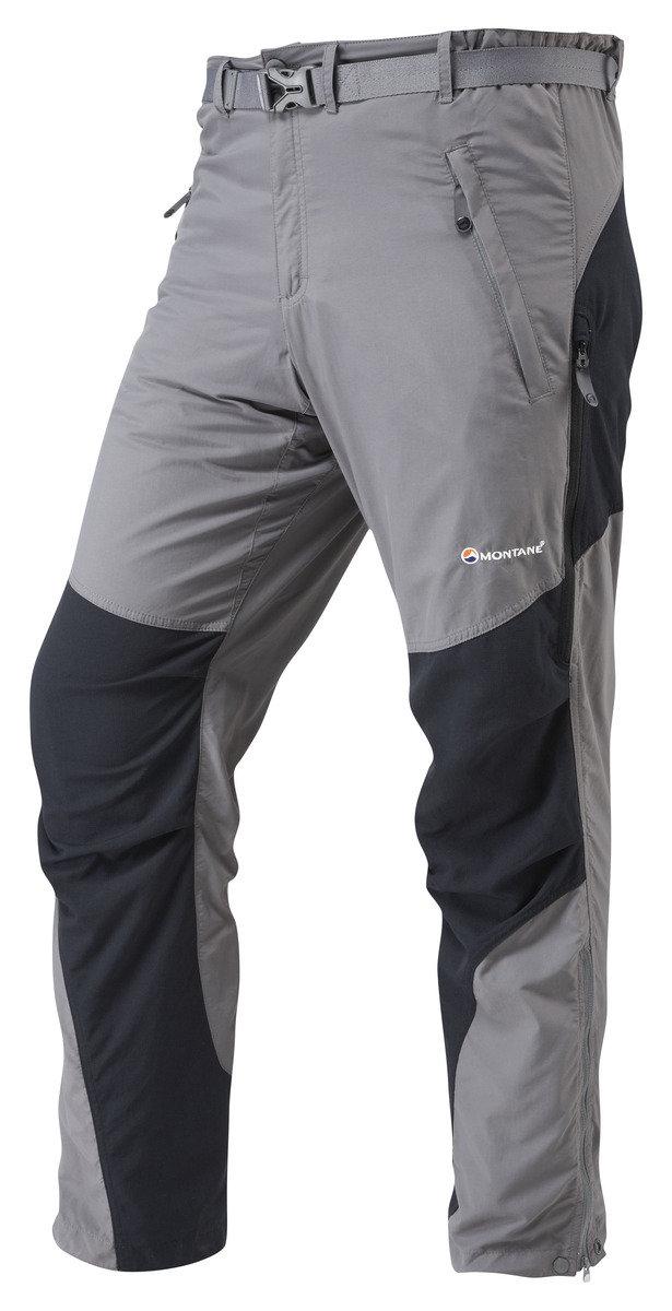 英國防曬耐磨跣水褲 - Terra Pant (Regular Leg), Graphite XL