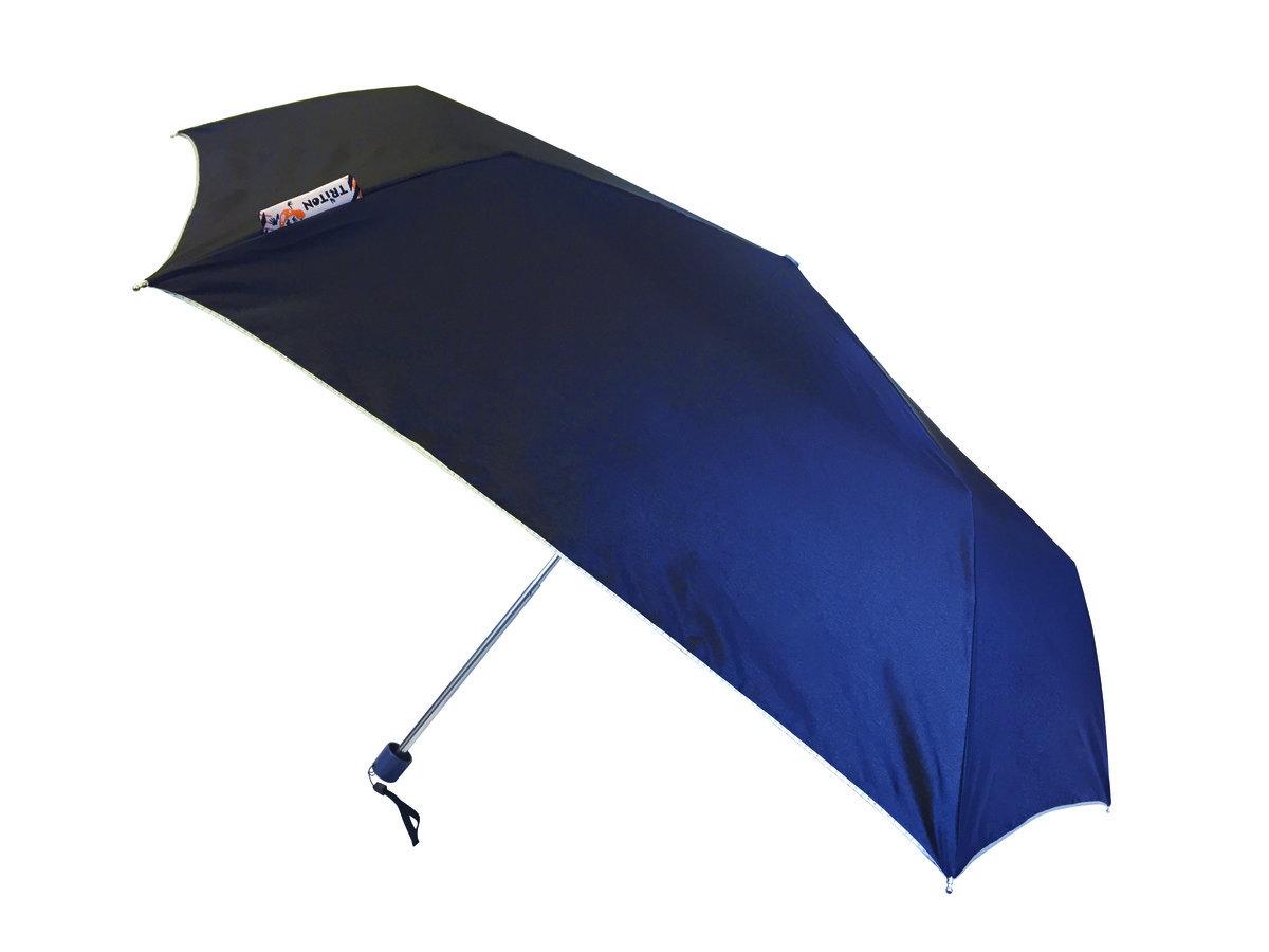 超輕纖巧縮骨遮 - Slim Umbrella, black/silver