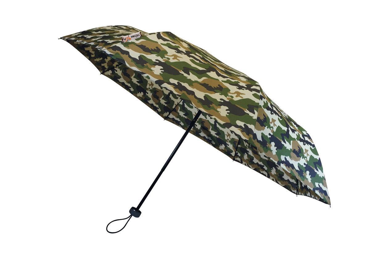 抗風戶外縮骨遮 - Trek & Travel Umbrella, Camo