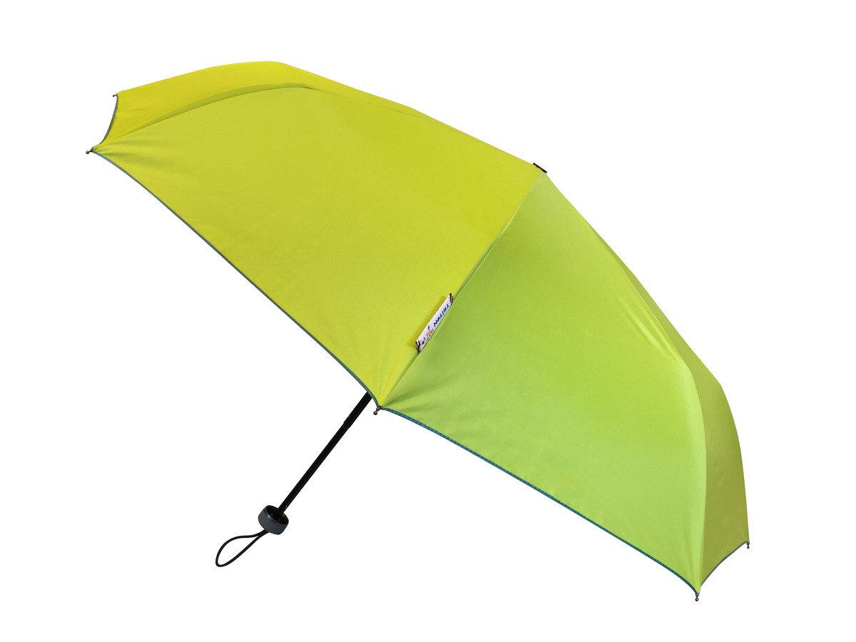 抗風戶外縮骨遮 - Trek & Travel Umbrella, lime/green