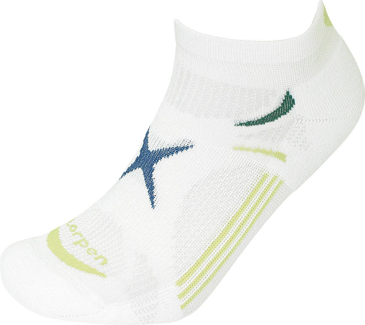 西班牙專業運動襪 - T3 Light Mini,Sock White L