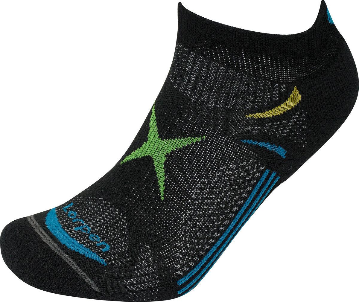 西班牙專業運動襪 - T3 Light Mini, Sock Black M