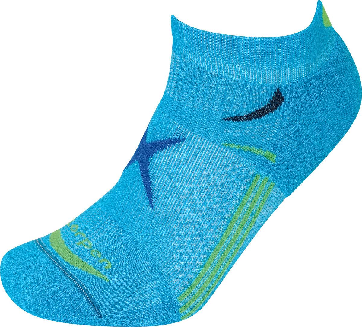 西班牙專業運動襪 - T3 Light Mini Sock, Bright Blue M