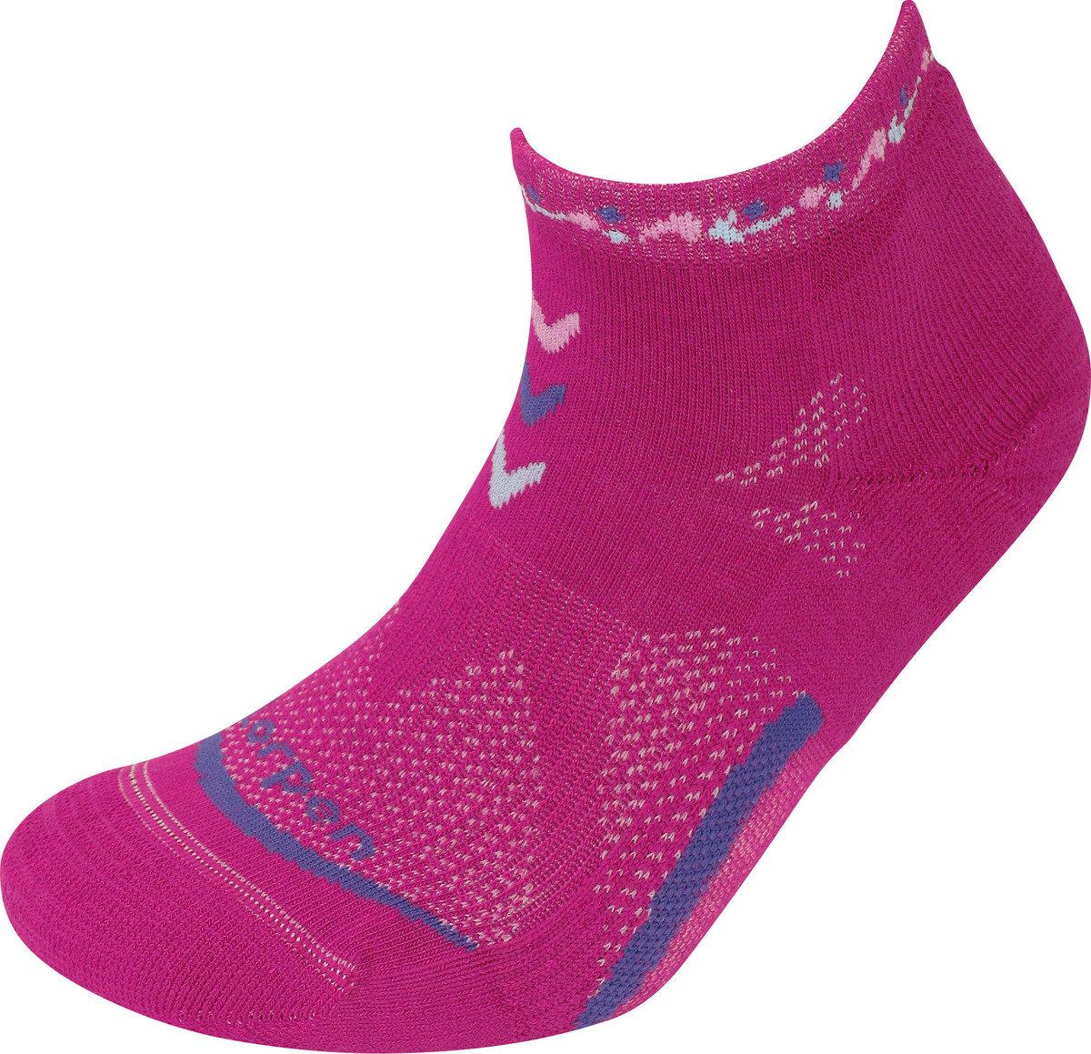 西班牙專業運動襪 - T3 Women's Light Mini, Sock Berry M