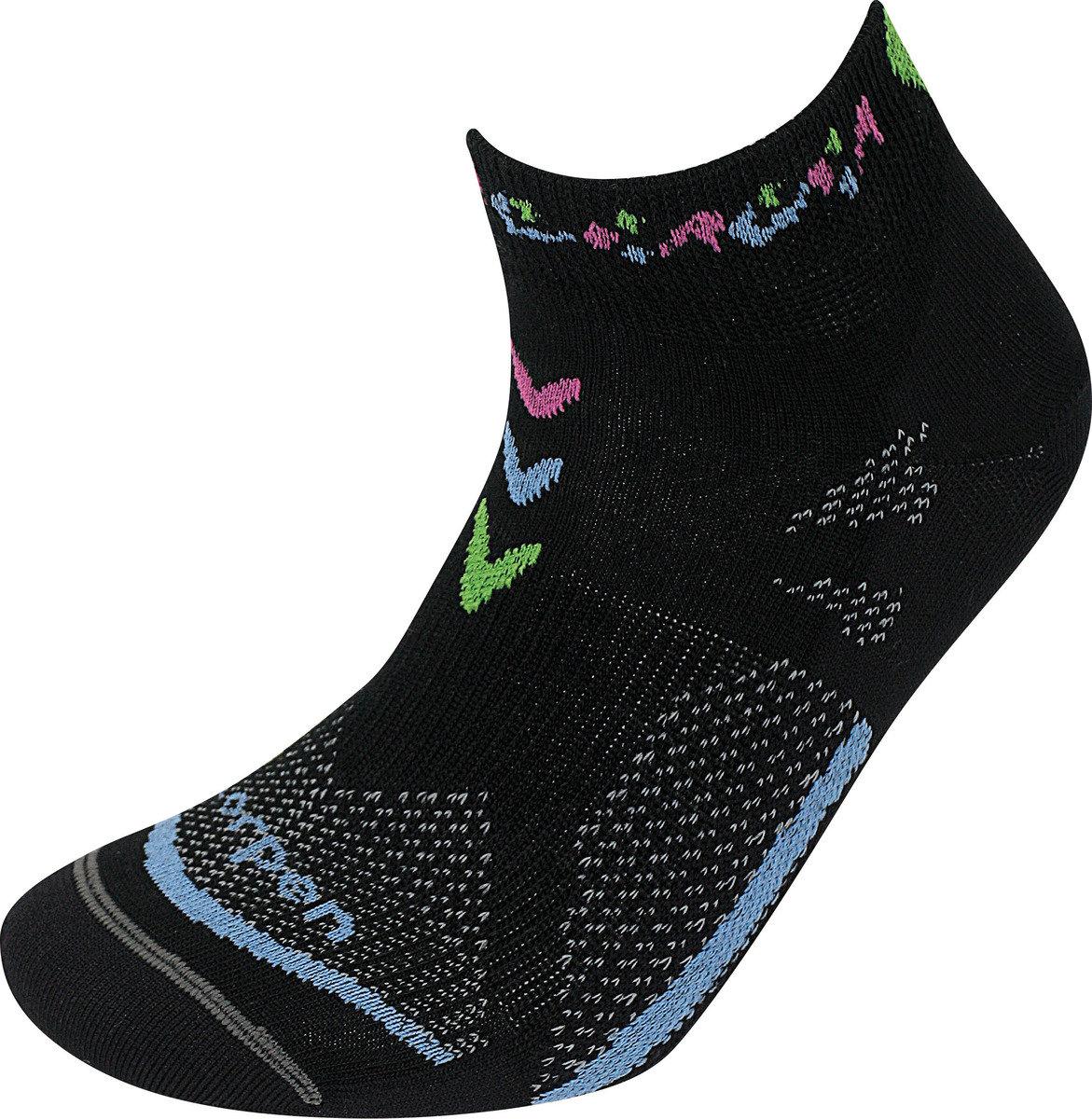 西班牙專業運動襪 - T3 Women's Ultralight Mini, Sock Black S