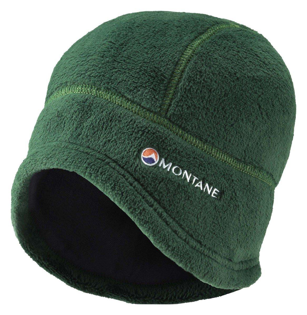 英國抓毛保溫帽-深綠色