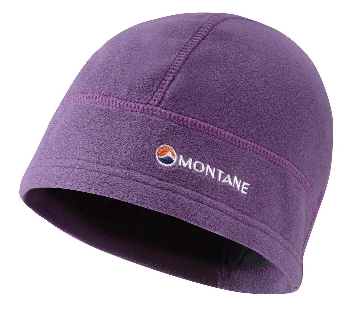 英國抓毛保溫帽 TUUQ MICROFLEECE BEANIE -紫紅色